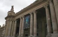 [Photo] Facade du grand palais