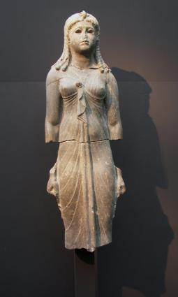 [Photo] Reine vêtue en Isis (1)