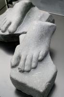 [Photo] Fragment de socle avec pied