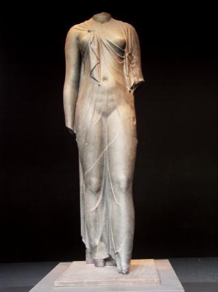 [Photo] Statue de reine (2)