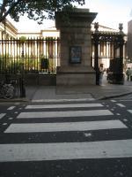 [Photo] Accéder au musée par l'entrée principale