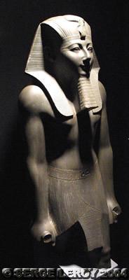 [Photo] Statue de Thoutmosis III