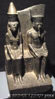 [Photo] Dieu Amon et sa femme, la déesse Mout