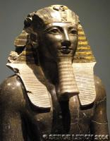 [Photo] Statue d'Aménophis II