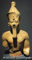 [Photo] Buste du roi Aménophis II