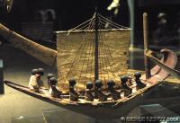 [Photo] Barques cérémoniales avec leurs rameurs