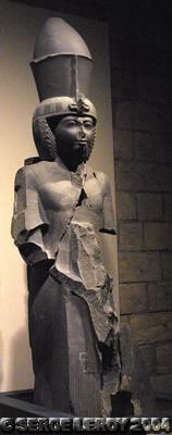 [Photo] Statue de Ramsès III