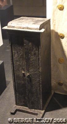 [Photo] Meuble de rangement en bois