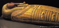 [Photo] Sarcophage de la momie du prêtre de Montou Nes-Paka-Shuty
