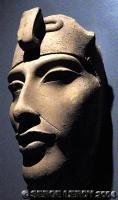 [Photo] Tête du roi Aménophis IV