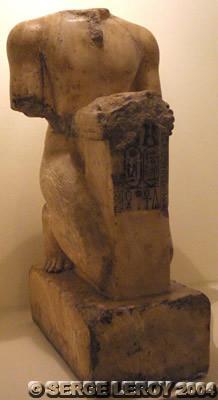 [Photo] Statue de Ramsès II