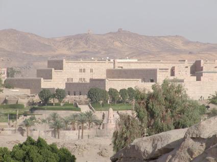 [Photo] Vue du musée Nubien