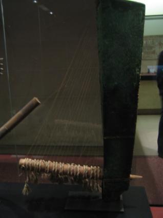 [Photo] Harpe ancienne