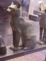 [Photo] Statue de chat