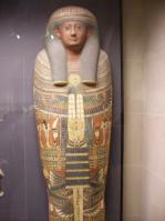 [Photo] Sarcophage du barbier d'Amon