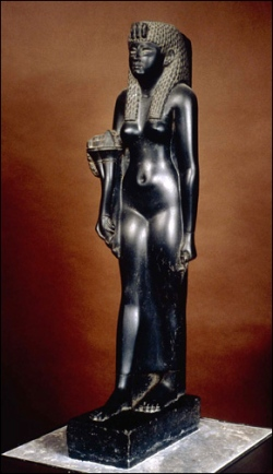 Statue de Cléopâtre VII