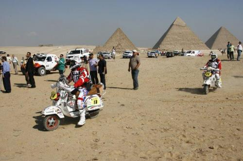 Rally des pharaons