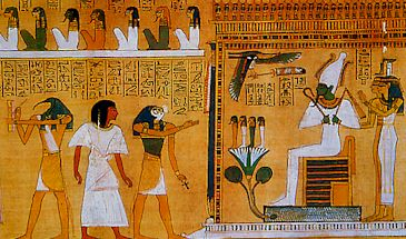 L'Égypte antique - L'histoire d'une cohabitation entre humains et extraterrestres - Page 2 Mythe_osiris