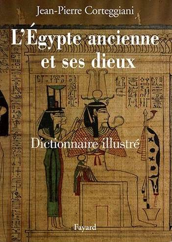 Livre L Egypte Ancienne Et Ses Dieux Dictionnaire