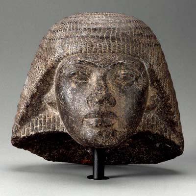 Visage de Ramsès Ier